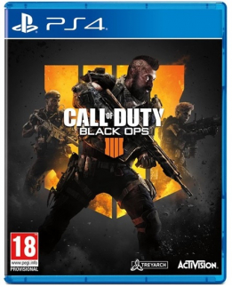 HRA PS4 Call of Duty: Black Ops IV