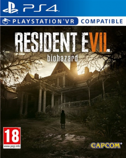 HRA PS4 RESIDENT EVIL 7BIOHAZARD PS HITS