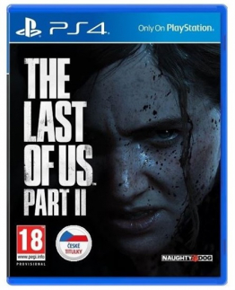HRA SONY PS4 The Last of Us 2