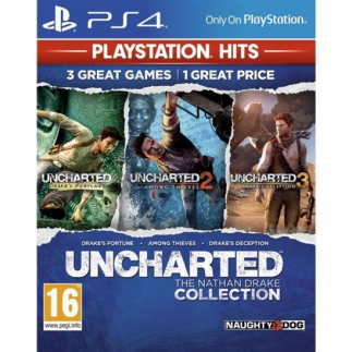 HRA PS4 Uncharted Collection HITS