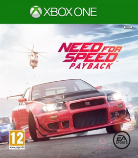 HRA XONE Need for Speed Payback