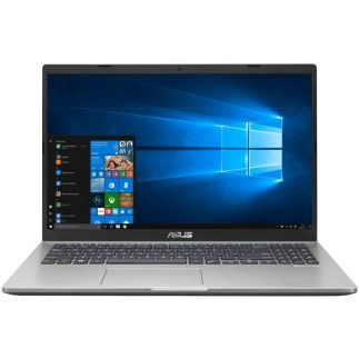 "Ntb Asus X509UA-EJ050T i3-7020U, 4GB, 1TB, 15.6"", Full HD, bez mechaniky, Intel HD 620, BT, CAM, W10 Home  - stříbrný"