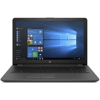 "Ntb HP 250 G6 Celeron N3060, 4GB, , 500GB, 15.6"", HD, DVD±R/RW, Intel HD 400, BT, CAM, W10 Home  - šedý"